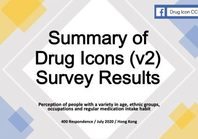 Summary of Drug Icons (v2)Survey Results